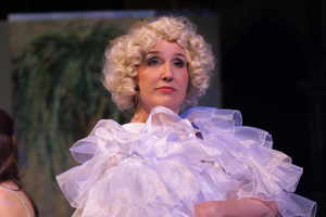 "Monica as The Fairy Godmother in ""Cinderella"" - Photo by Christina Blomberg/Stapleton Theater Co."