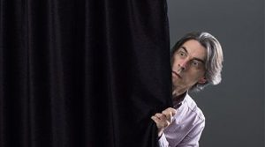 Stage-Fright curtain