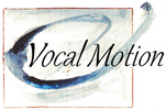 Vocal Motion Method Logo